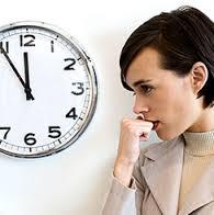 mulher demonstrando ansiedade, como acabar com ansiedade