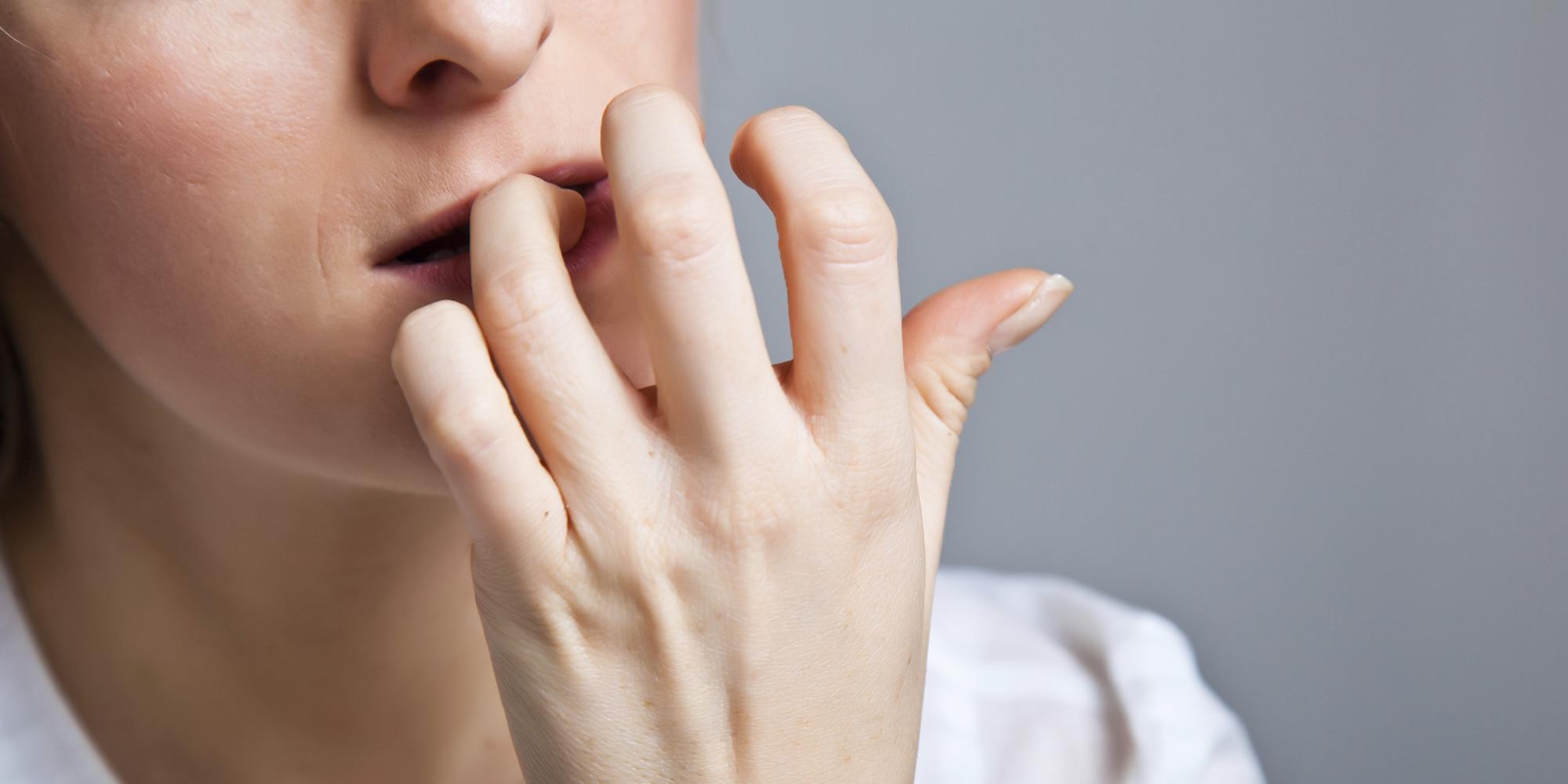 mulher com ansiedade, como acabar com ansiedade