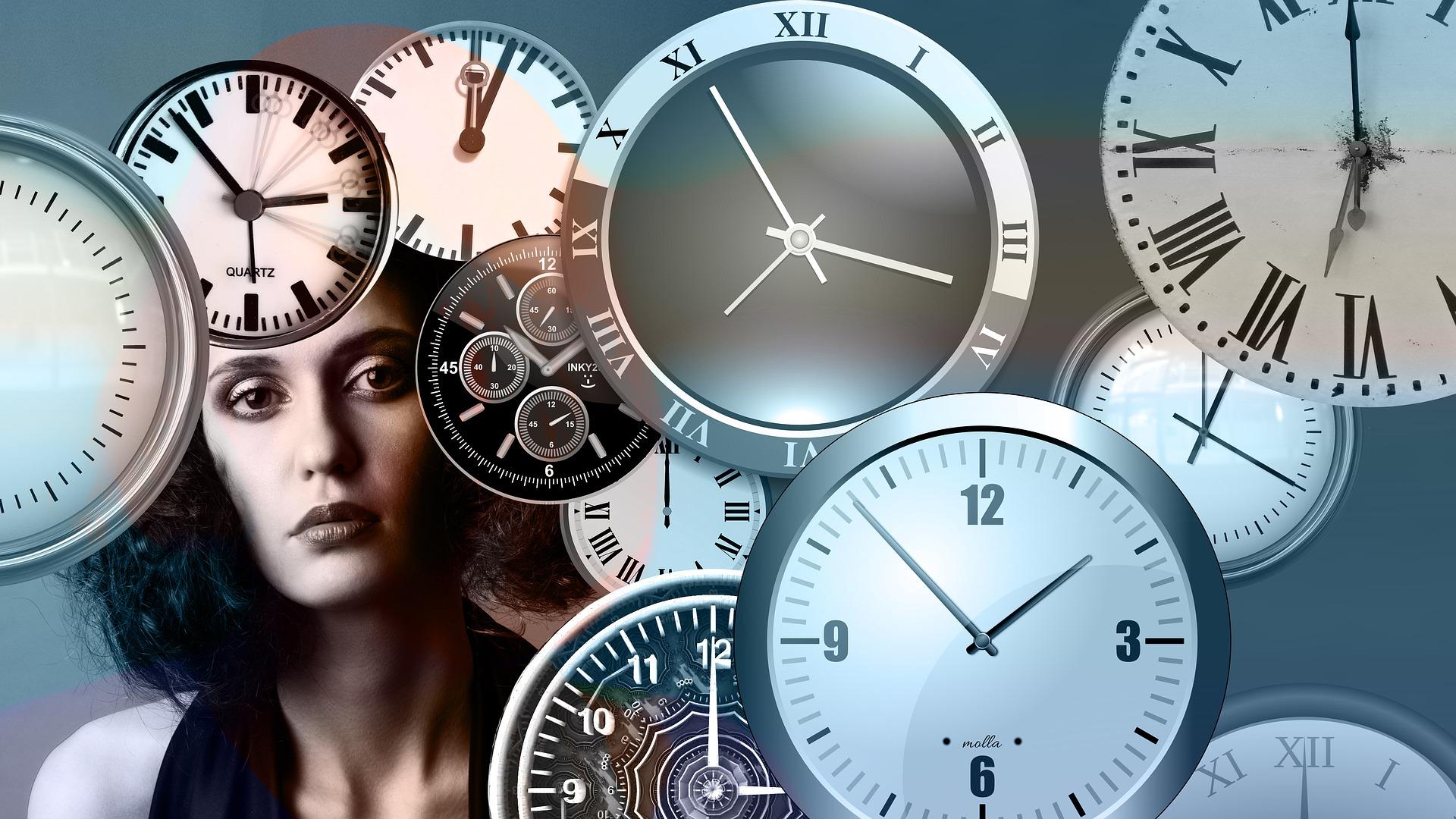 o tempo e a ansiedade, como acabar com ansiedade